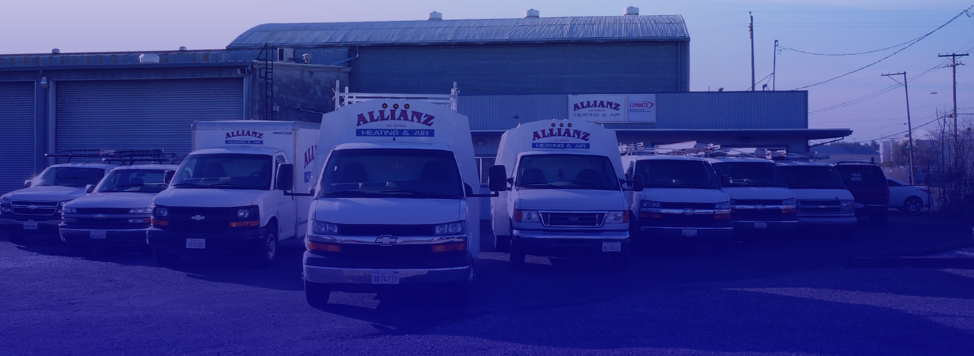 Allianz Truck Fleet