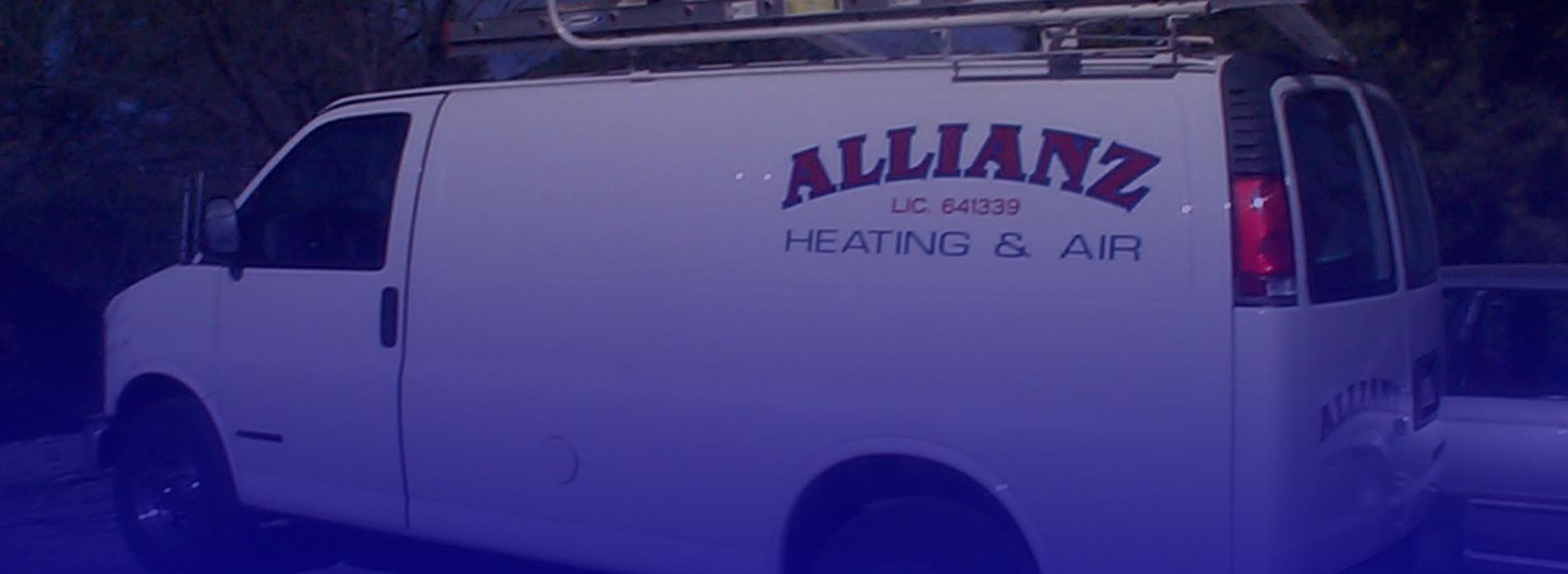 Allianz Truck